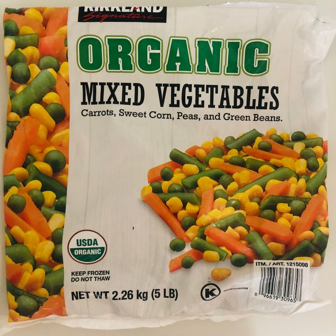 mixed vegetables cotsco