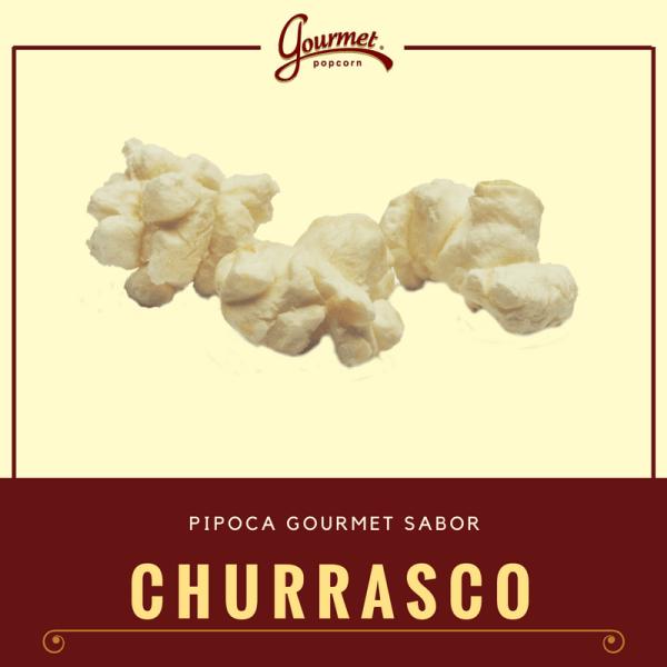 Comprar Pipoca Gourmet sabor Churrasco