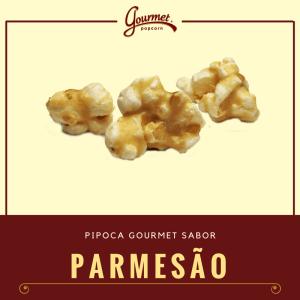 Comprar Pipoca Gourmet sabor Parmesão
