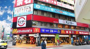 すし売上、7年連続日本一!※ 回転寿司チェーン「スシロー」台湾へ初進出! 『スシロー台北館前路店』が6月15日(金)にオープン!