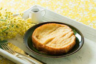 オーガニックメープルシロップ使用の丸いフレンチトーストを 島根県のフレンチトースト専門店『せるくる』で7月1日発売