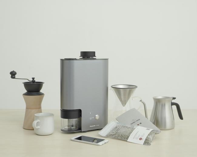 パナソニックのコーヒー焙煎サービス事業「The Roast」が国産スペシャルティコーヒーの栽培拡大に向けた取り組みをスタート