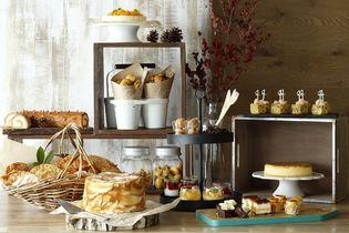 京都タワーホテルでチーズ&キャラメルスイーツ、 ハロウィンスイーツを愉しむ 『Sweets Buffet ~Cheese & Caramel~ AUTUMN PICNIC』を 9/1から開催