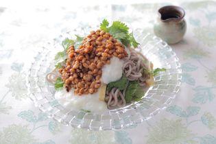 夏バテ対策に!納豆レシピ  おかめ「納豆サイエンスラボ」が連載コラムを更新