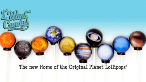 日本上陸以来、累計50万本以上売れた「惑星キャンディ」が、ブランドリニューアルで更にパワーアップして再上陸!