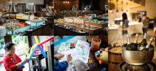 シェラトングランド・マカオホテル コタイセントラル  家族そろってゴキゲンな週末を過ごせる 「グレート ビッグ ベーネ サンデーブランチ」を提供開始