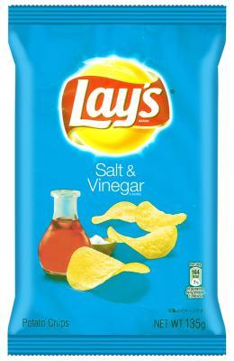 レイズ ポテトチップス『ソルト&ビネガー味』が定番商品に。パーティーや家族シェアにも最適なサイズで9月3日より再販開始