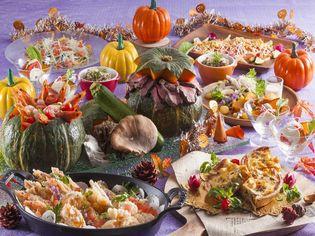 ホテル京阪 ユニバーサル・タワー ホテル開業10周年記念! ホテル京阪 ユニバーサル・タワーで おいしいハロウィーンを楽しもう! 秋のレストランフェアのご案内