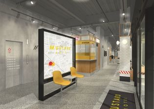 THINK GREEN PRODUCE  この秋、渋谷に新業態ホテル・カフェ・レストランをオープン!