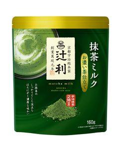 「<辻利>抹茶ミルク お濃い茶仕立て」 しっかりとした泡立ちとほろにがく濃厚な味わい