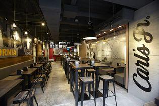 カリフォルニア発プレミアムバーガー「Carl's Jr.(R)」 4号店「横須賀中央レストラン」が10月23日オープン! さらに5号店「ダイバーシティ東京 プラザレストラン」が 11月30日にオープン!