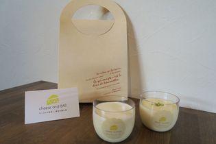 チーズをコンセプトにした福岡のカフェ&バー 「cheese and BAR」がチーズプリンのテイクアウト販売開始!