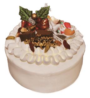 糖質を90%以上カット※しても甘くて美味しい! 低糖質にとことんこだわったドクターリセラのX'masケーキ  2018年10月1日(月)から12月11日(火)まで予約受付