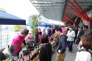 岐阜駅前で100種類以上のこだわりワインが楽しめる 「岐阜ワインフェスタ2018」10月21日(日)開催! 岐阜の有名飲食店と名産品をワインと共に楽しもう。