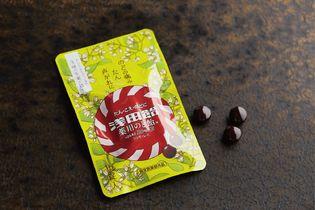 浅田飴、「浅田飴薬用のど飴」シリーズとして 伝統のニッキ味を10月9日(火)に発売