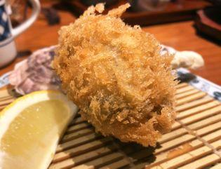 伊勢産の新鮮な生牡蠣を揚げるかつ吉の『かきフライ』  今年も鮮度を大切に「10/15(夜)より」限定販売開始!