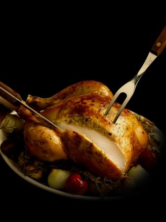 五穀味鶏 プレミアムローストチキン