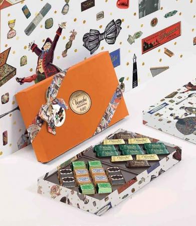 LARGE ANNIVERSARY GIFT BOX クレミーノとジャンドゥイオットのアソート 税込¥5,400(本体価格 ¥5,000)