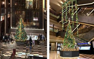 ザ・リッツ・カールトン大阪のペアランチ券・ 大阪四季劇場ペア鑑賞券が当たる、 ハービスのクリスマスフェアは特別なイベントが盛りだくさん!