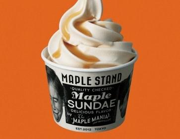 メープルの美味しさをお届けする新スイーツブランド「MAPLE STAND by The MAPLE MANIA」 ルミネ北千住にグランドオープン!