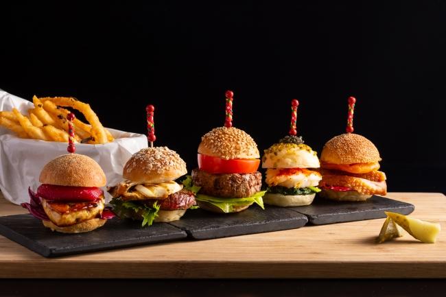 5th Anniversary Brilliant Burger