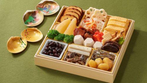 各地の良質な素材を生かす「地域おせち料理~寿ぎ(ことほぎ)の味紀行~」                   京都が誇る豊富な素材で作った『京のお正月』発売