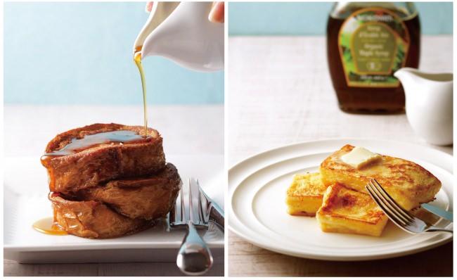 【神戸メリケンパークオリエンタルホテル】ホテルの朝食が変わります フレンチトースト2種類とカラフルオムレツ3種類のシグネチャーメニュー新登場
