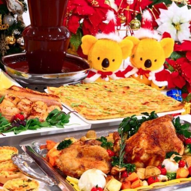 ロッテシティホテル錦糸町  大人気!朝食連動企画『クリスマスフェアつき宿泊プラン』