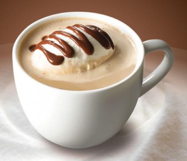 ~ほんのりビターなカカオの香り~『生チョコレートのミルク珈琲』12月21日(金)より上島珈琲店にて新発売!