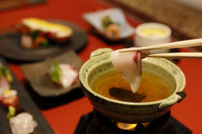 【大阪マリオット都ホテル】レストラン「ZK」のこだわりの旬メニュー