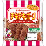 日本ハム 「チキチキボーン」 165g 222円