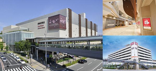 阪急西宮ガーデンズが開業10周年を迎えました 「阪急西宮ガーデンズ」開業以来2度目の大規模リニューアル 73店舗(新規26店、移転・改装47店)が新たにオープンします。