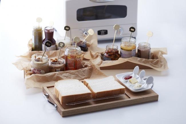 ザ・ベーカーハウステーブル オススメの高級食パン