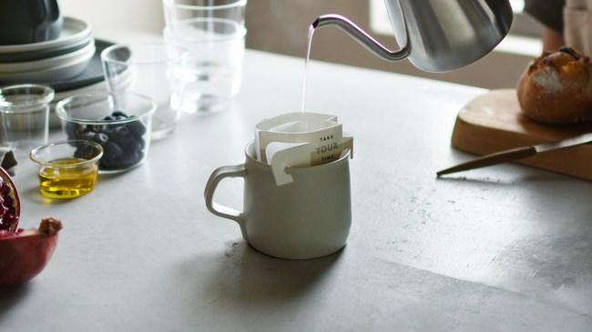 [KINTO] シングルオリジンコーヒーのDRIP BAGを2月22日(金)発売