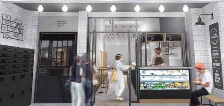 【全国初】月額定額制のモーニングを提供するカフェ『izumi-cafe』が2019年4月1日にOPEN!!