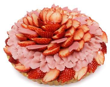 """一足お先に""""桜""""気分♪さくらスイーツ約40種類勢ぞろい さくらスイーツフェア"""