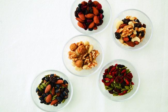 無印良品 バランス良く組み合わせたナッツ&ドライフルーツ 新発売のお知らせ