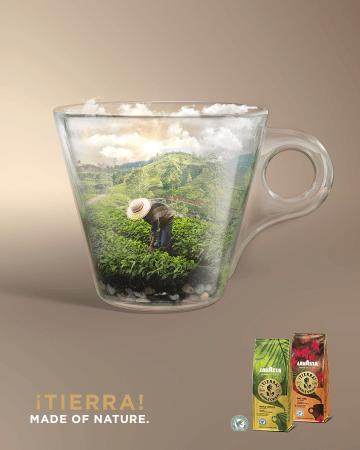 """イタリアンコーヒー<LAVAZZA(ラバッツァ)>より""""サステイナブルコーヒー""""が新登場!『¡TIERRA!(ティエラ)』2019年春、新商品2品同時発売。"""