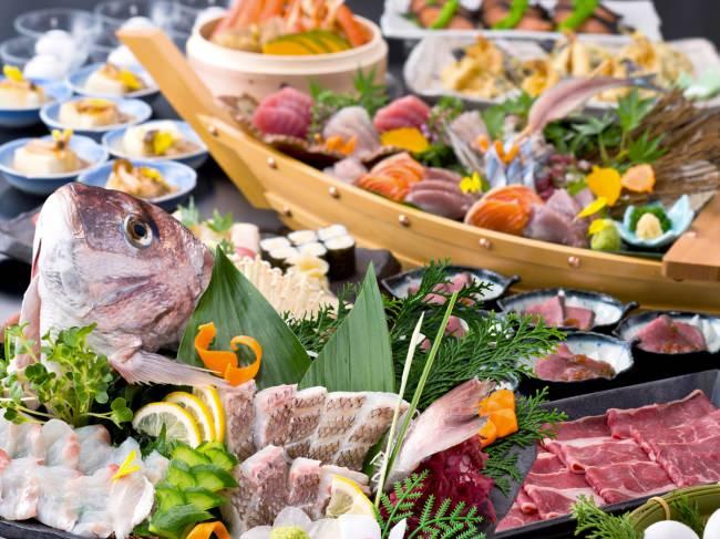 「春の歓送迎会は「北の家族」で」3,500円以上のご宴会で「鯛の姿造り」プレゼント!【3月20日(水)スタート】