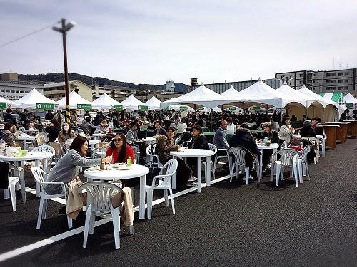 三条駅前における屋外マルシェイベント第6弾 こころとからだにおいしいマルシェ 「GOOD NATURE market」を 5月18日(土)、19日(日)に開催します!