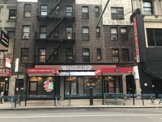 米国3号店目は世界の中心に出店 「ICHIRAN NY Times Square」3月28日AM11:00 にオープン決定!!