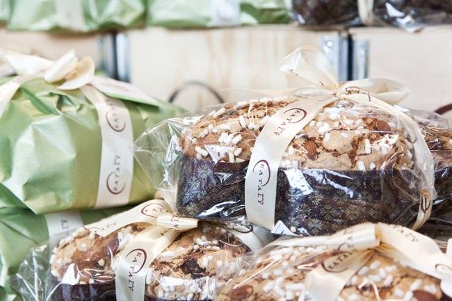 EATALYでイタリアの復活祭=パスクアを祝おう! 鳩の形の伝統菓子「コロンバ」2種を4月1日に発売