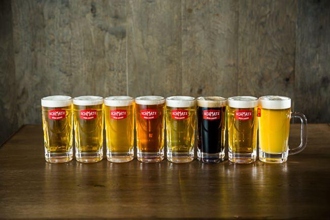 【モダンドイツ料理とクラフトドイツビールのシュマッツ】4月23日「ドイツビールの日」に60分1000円飲み放題!