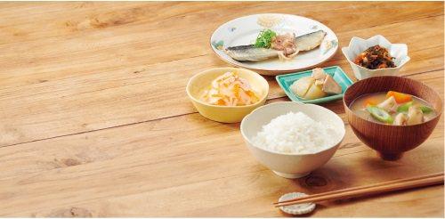 年齢を重ねてもずっと食べ続けられる「美食百彩」2019年4月22日(月)からデビュー