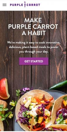 米国のビーガン食のミールキット宅配「Purple Carrot」を子会社化~オイシックス・ラ・大地、米国での事業展開を開始~