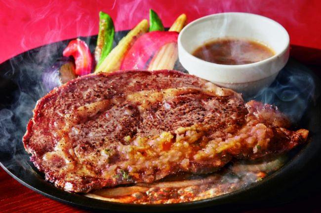 牛リブロースステーキ
