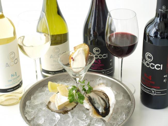 海と大地のチーズのコラボレーション「ロックオイスターフェア ~岩牡蠣とチーズ~」