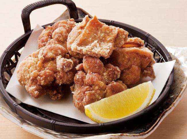 鶏のから揚げ499円(税抜)