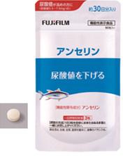 尿酸値が高めの方の健康をサポート  尿酸値を下げる機能性表示食品「アンセリン」新発売