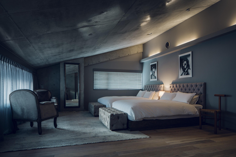 「アートコレクターの住まい」をコンセプトにしたホテルが 京都の中心地、四条西洞院に7月26日(金)オープン